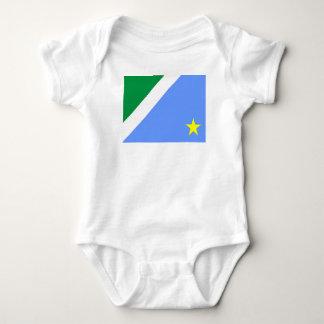 Mato Grosso do Sul flag Brazil province symbol Baby Bodysuit