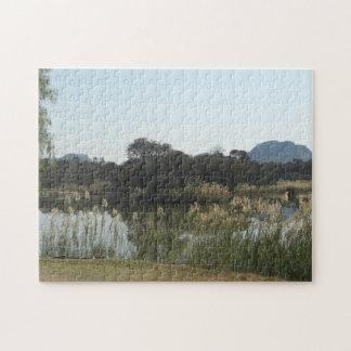 Matopos Hills, Zimbabwe Jigsaw Puzzle
