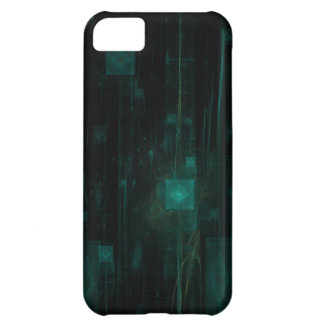 Matrix Dimentions abstract art iPhone 5 case