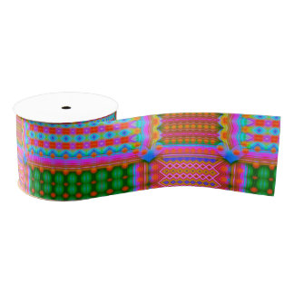 Matrix of Love Ribbon Grosgrain Ribbon