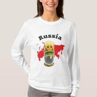 Matrjoschka, Matryoshka, babushka, Matroschka T-Shirt