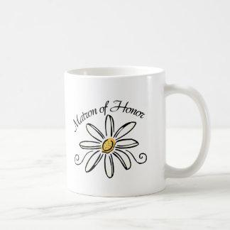 Matron of Honor Basic White Mug