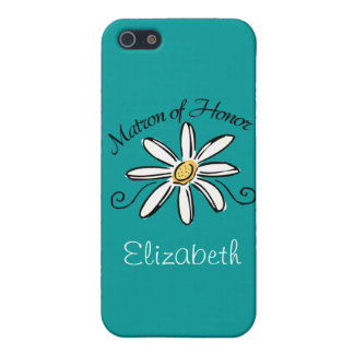 Matron of Honor Cover For iPhone 5