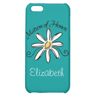 Matron of Honor iPhone 5C Cover