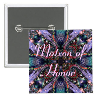 Matron of Honor - Lilac Jewels 3 Button