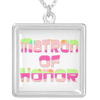Matron of Honor Necklace