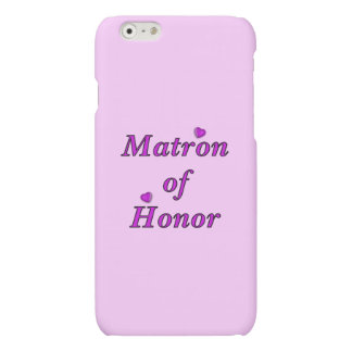 Matron of Honor Simply Love