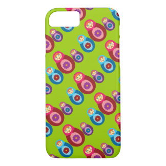 Matryoshka Doll iPhone 7 Case