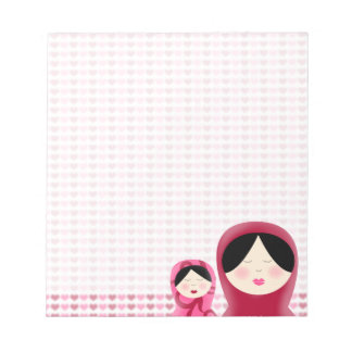 Matryoshka Notepad