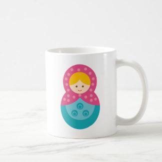 MatryoshkaA2 Coffee Mug