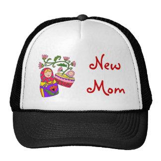 Matryoshka's Baby New Mom Cap
