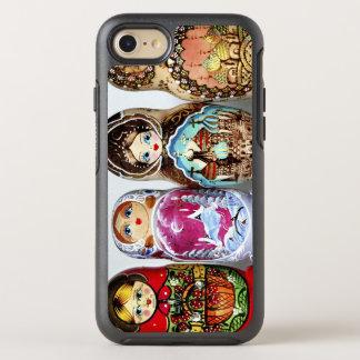 Matryoshkas OtterBox Symmetry iPhone 8/7 Case