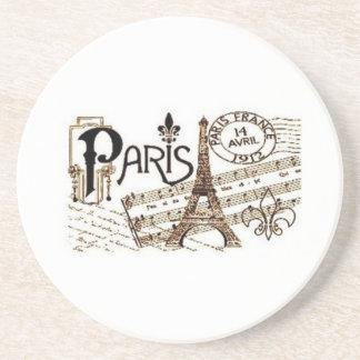 Mats Shabby Chic Paris's reasons Coasters