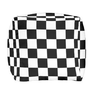 Matsumotomoyou Japanese Pattern Pouf