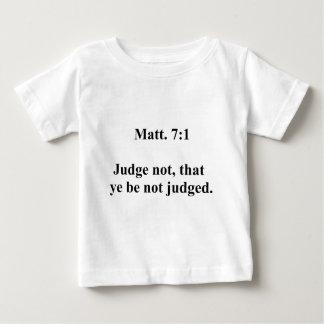 Matt 7 baby T-Shirt