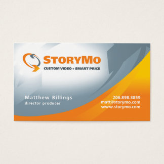 Matt Billings Standard Business Card