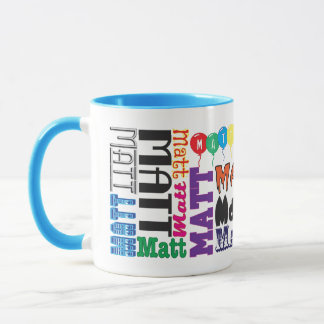 Matt Coffee Mug