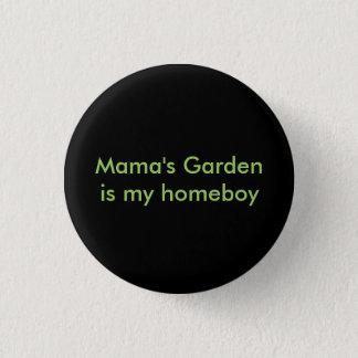 Matt Cohen likes his food organic 3 Cm Round Badge