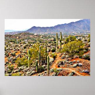 Matt Poster - Spur Cross Landscape Trails