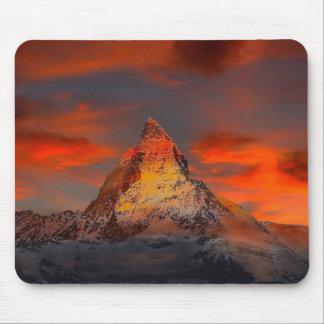 Matterhorn Mouse Pad