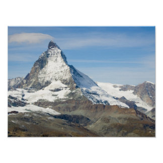 Matterhorn, Switzerland, SwissAlps Poster