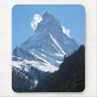 Matterhorn, Zermatt Mouse Pad