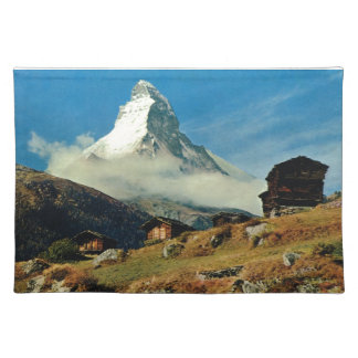 Matterhorn, Zermatt, Switzerland Placemat