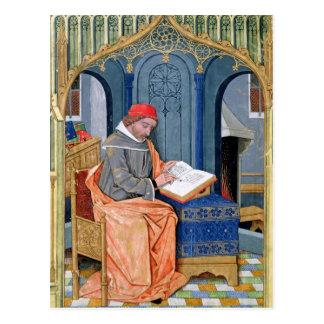 Matthaeus Platearius Postcard