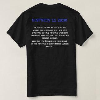 MATTHEW 11 28:30 T-Shirt