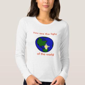 Matthew 5:14 t-shirt