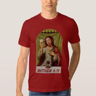 Matthew 6:11 shirt