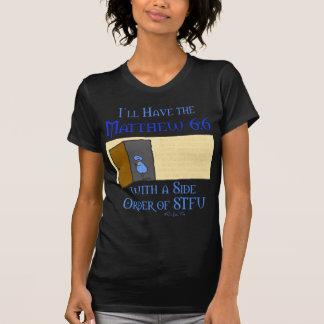 Matthew 6:6 t-shirt