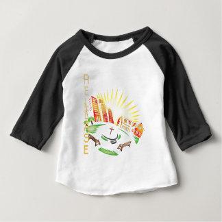 Matthew 8 : 20 ml baby T-Shirt