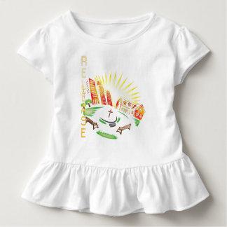 Matthew 8 : 20 ml toddler T-Shirt