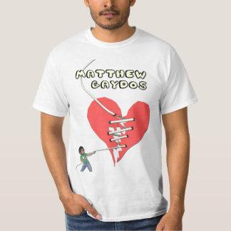 Matthew Gaydos Broken Heart Tshirt