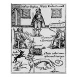 Matthew Hopkins, the Witchfinder General Poster