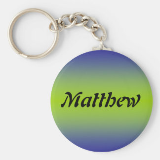 Matthew Key Ring