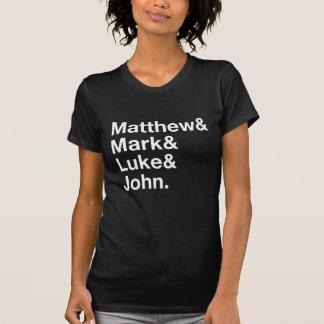Matthew & Mark & Luke & John Shirt
