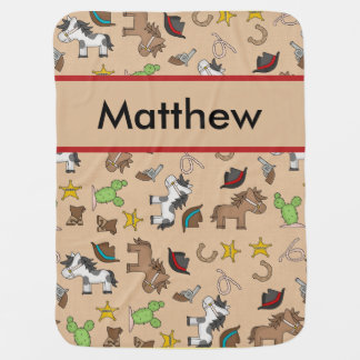Matthew's Cowboy Blanket