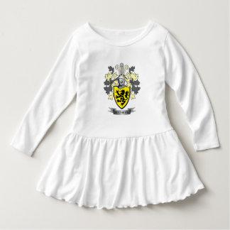 Matthews Family Crest Coat of Arms Dress