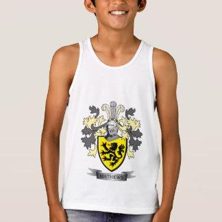 Matthews Family Crest Coat of Arms Singlet