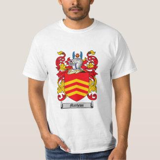 Matthews Family Crest - Matthews Coat of Arms T-Shirt