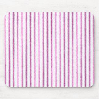 Mattress Ticking-Fushia(c) Unisex__ Mouse Pad