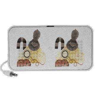 Mature Cheddar Doodle Speaker