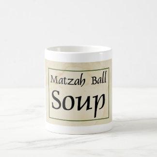 Matzah Ball Soup Coffee Mug
