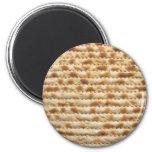Matzah biscuit flatbread magnet