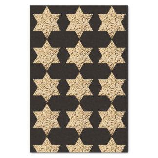 Matzah Star of David Tissue Paper