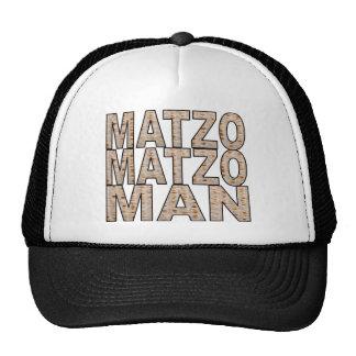 Matzo Man Mesh Hat