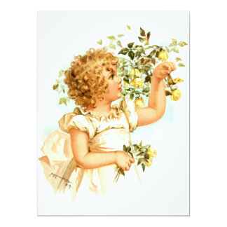 Maud Humphrey: English Child Card