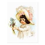 Maud Humphrey: French Child Postcards